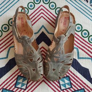 Pikolinos | Puerto Vallarta Leather Sandal